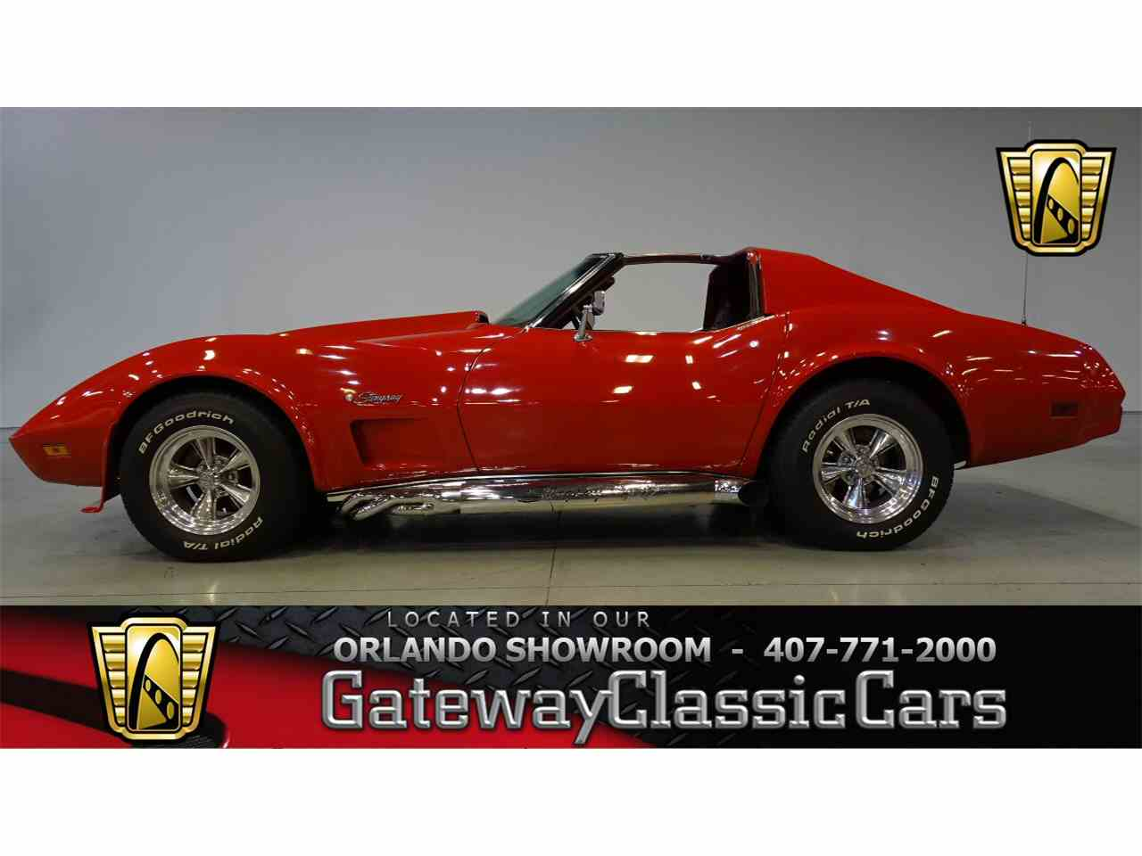 1975 Chevrolet Corvette for Sale - CC-950989