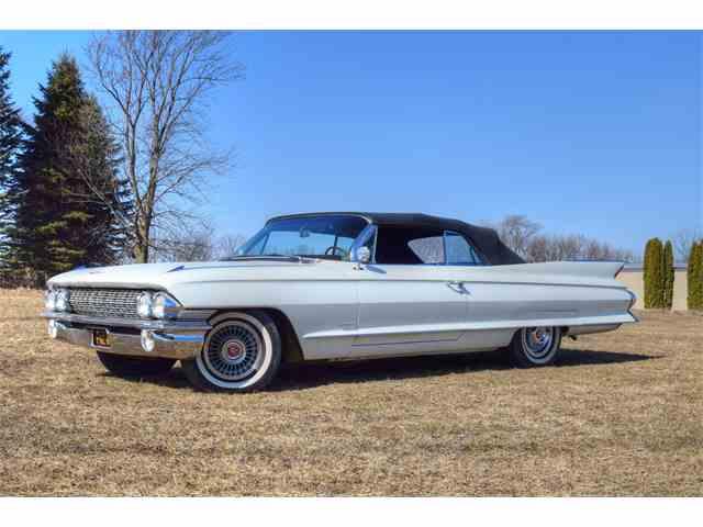 1961 Cadillac Convertible | 959890