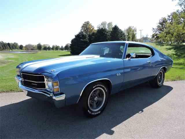 1972 Chevrolet Malibu | 950099