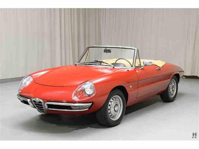 1966 Alfa Romeo 1600 Duetto   959901
