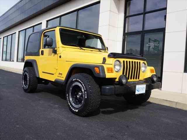 2004 Jeep Wrangler | 959918