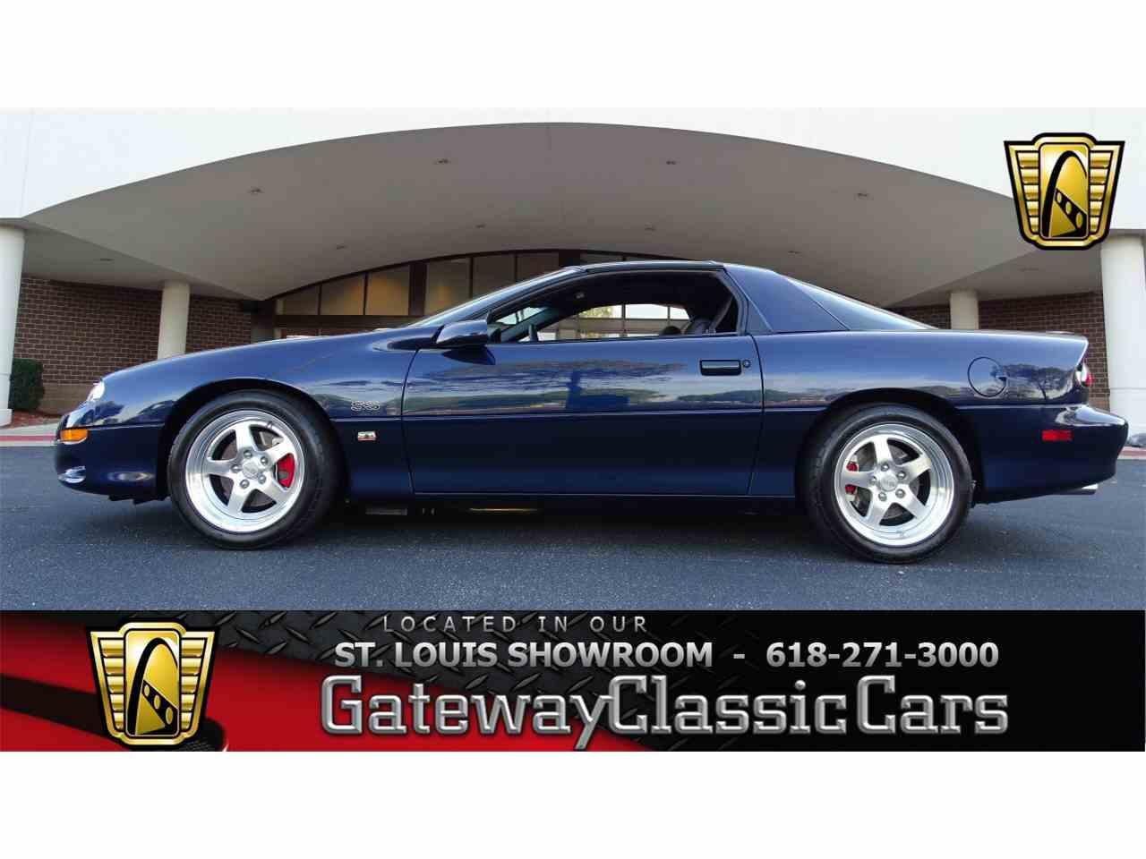 2002 Chevrolet Camaro for Sale - CC-950992