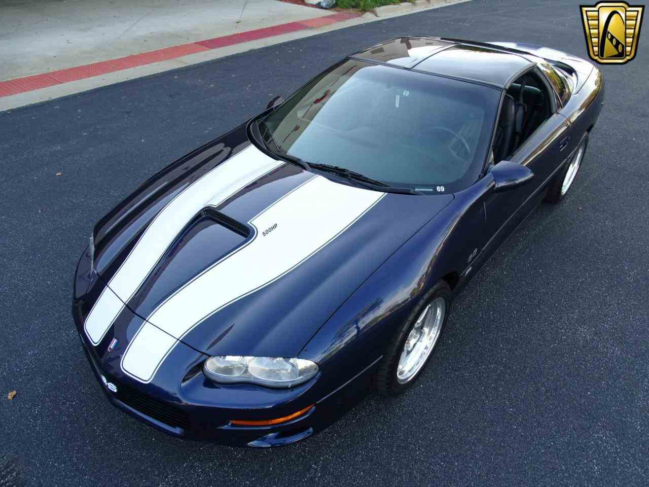 Large Picture of '02 Camaro - KDSG
