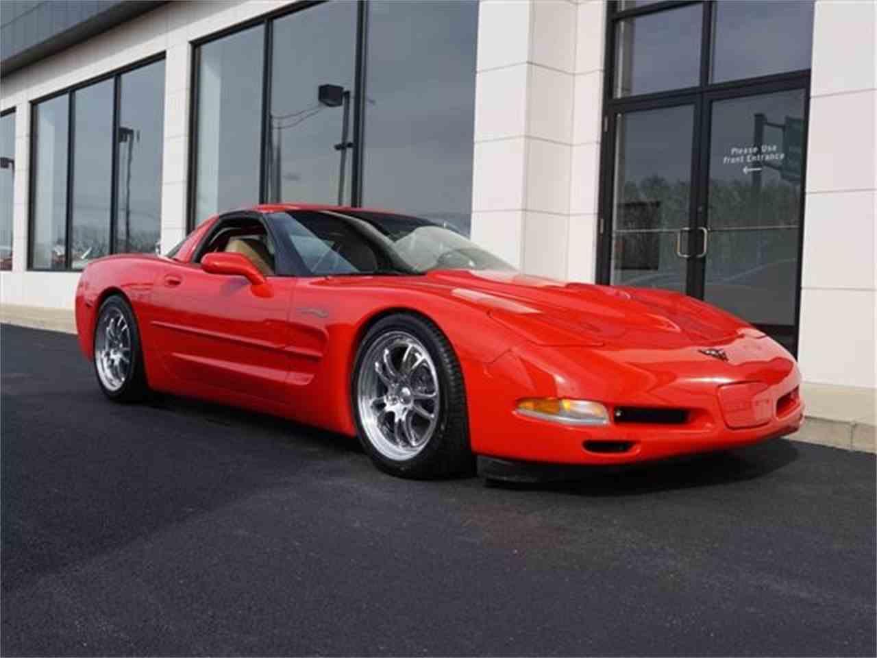1998 Chevrolet Corvette for Sale - CC-959926