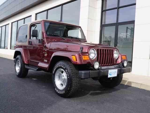 2001 Jeep Wrangler | 959928
