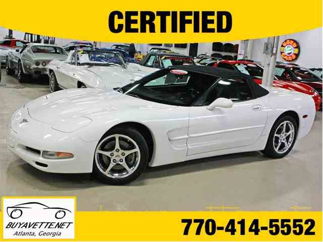 2003 Chevrolet Corvette | 959934