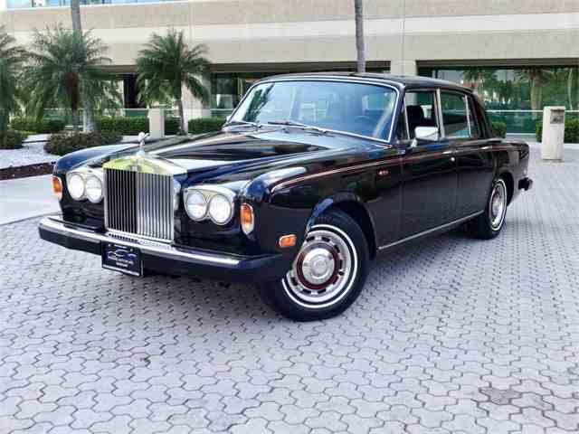1979 Rolls-Royce Silver Shadow II | 959943