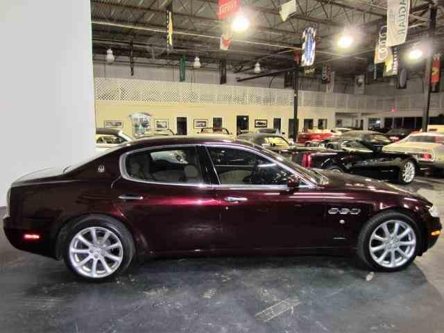 2006 Maserati QuattroporteExecutive GT | 959947