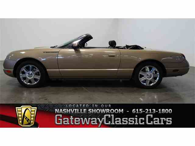 2005 Ford Thunderbird | 950995