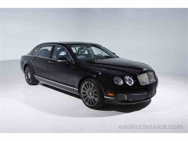 2011 Bentley Flying Spur Speed | 959968