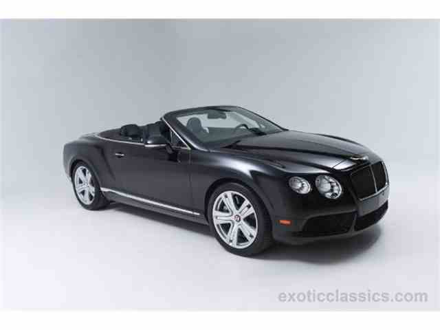 2014 Bentley Continental GTC V8 | 959969