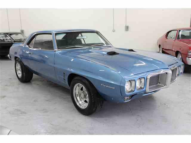1969 Pontiac Firebird | 950998