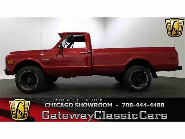 1970 Chevrolet C/K 20 | 960000