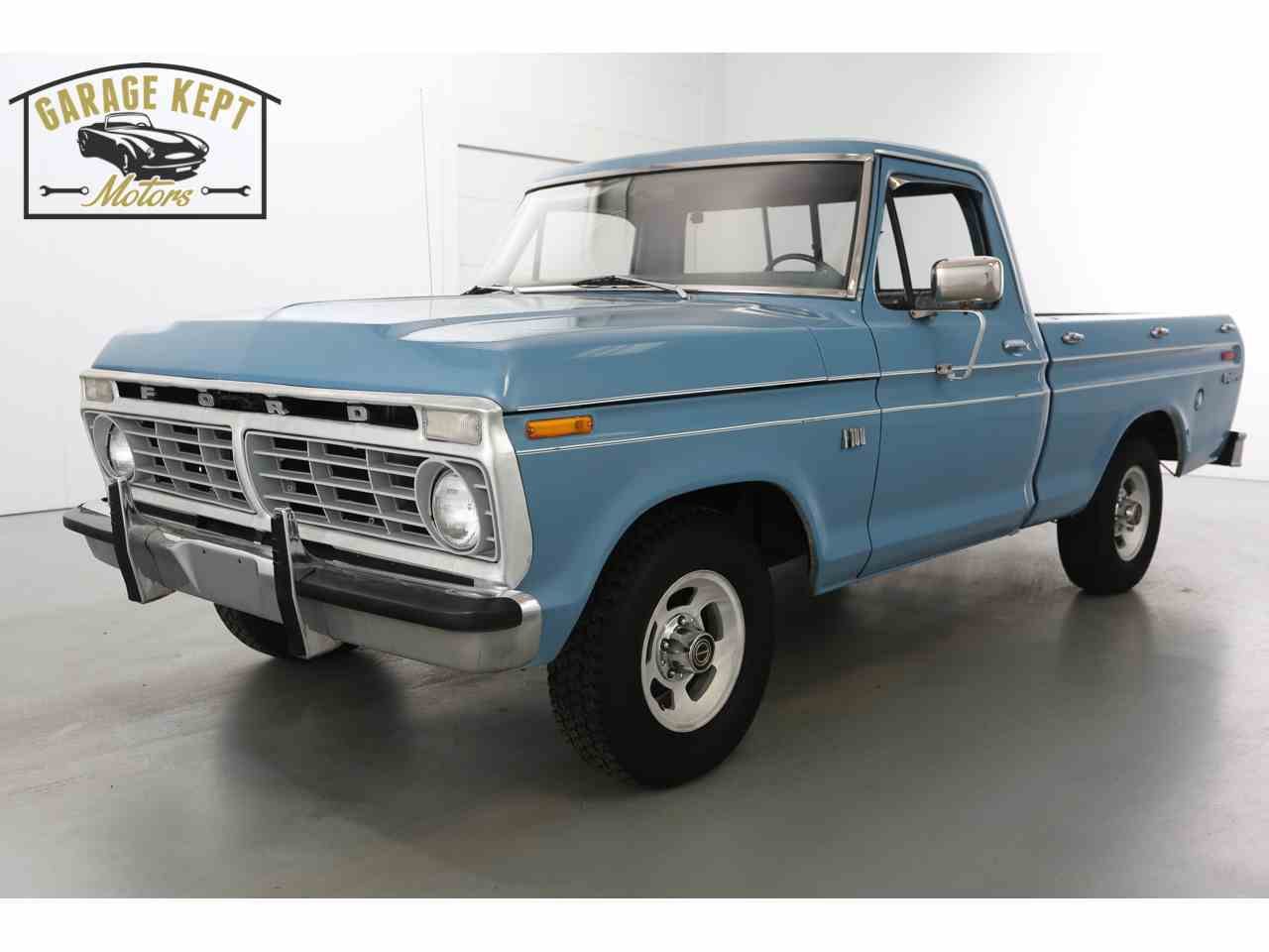 1974 Ford F100 Pick-up Truck – Chip Millard Makes Photographs  |1974 Ford F100