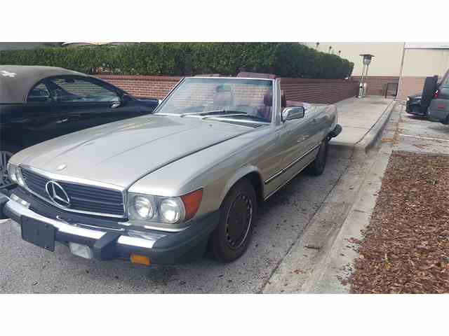 1986 Mercedes-Benz 560SL | 960111