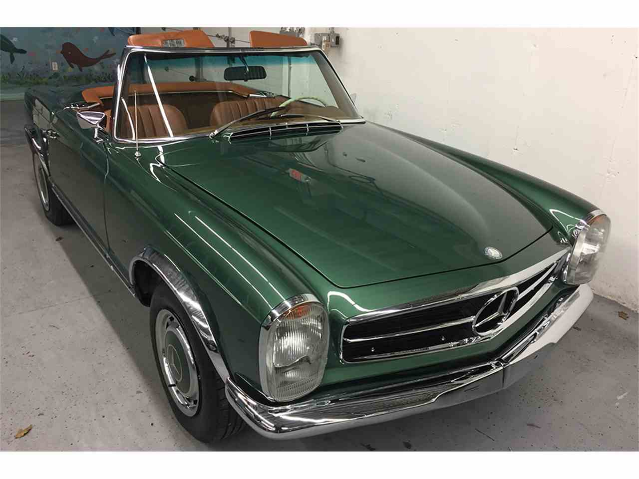 1968 mercedes benz 280sl for sale cc for Southampton mercedes benz