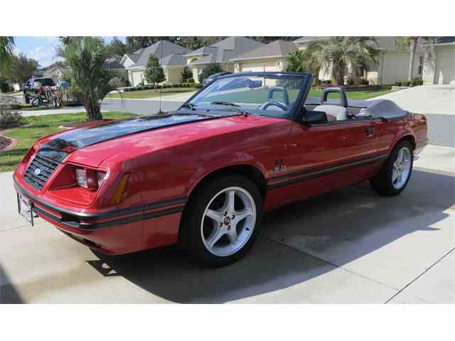 1984 Ford Mustang GT | 960120
