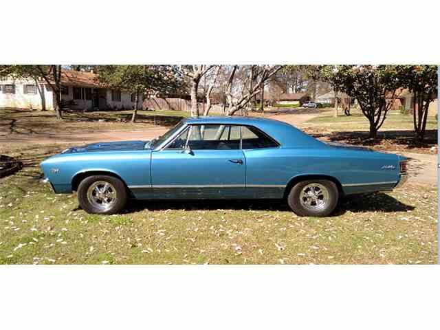 1967 Chevrolet Chevelle Malibu | 960123
