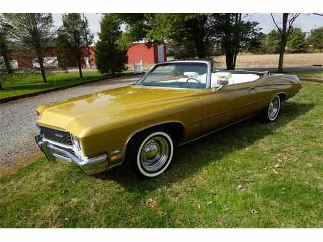 1971 Buick Centurion | 961275