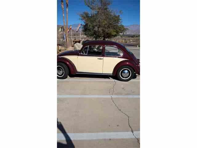1968 VW Beetle | 960013