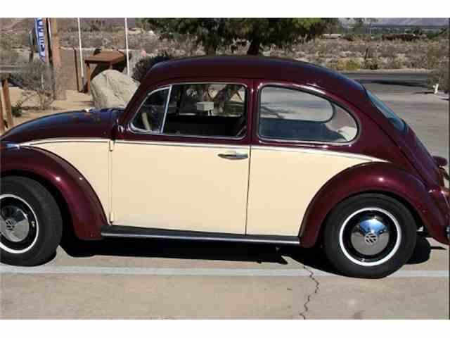 1968 Volkswagen Beetle | 960013
