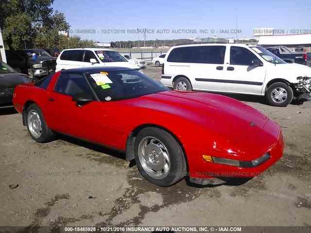 1995 Chevrolet Corvette | 961307