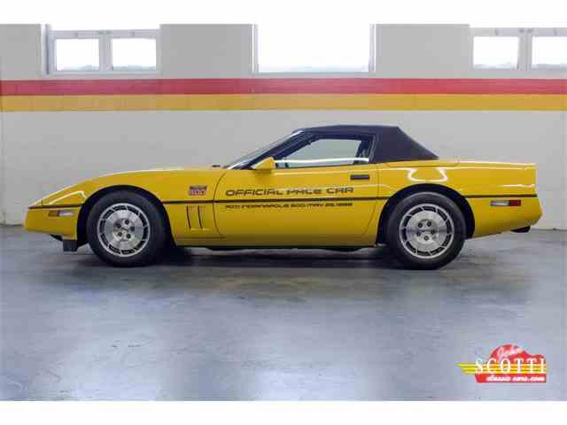 1986 Chevrolet Corvette | 960131