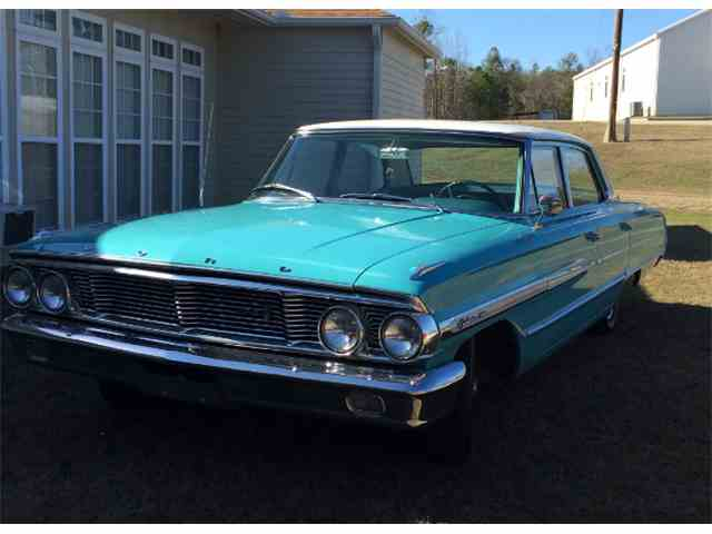 1964 Ford Galaxie 500   960138
