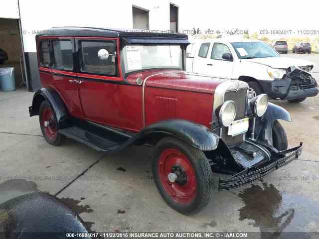 1930 Chevrolet 4-Dr Sedan | 961380