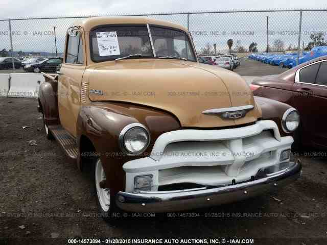 1952 Chevrolet Pickup | 961384