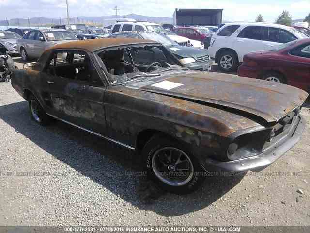 1967 Ford Mustang | 961399