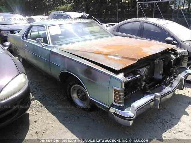 1977 Mercury Marquis   961445
