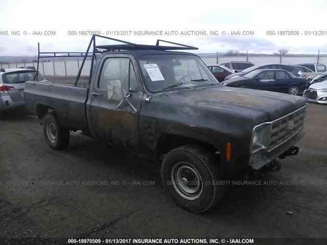 1977 Chevrolet C/K 10 | 961452