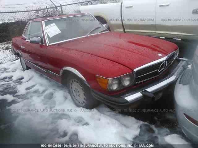 1978 Mercedes-Benz 450SL | 961454