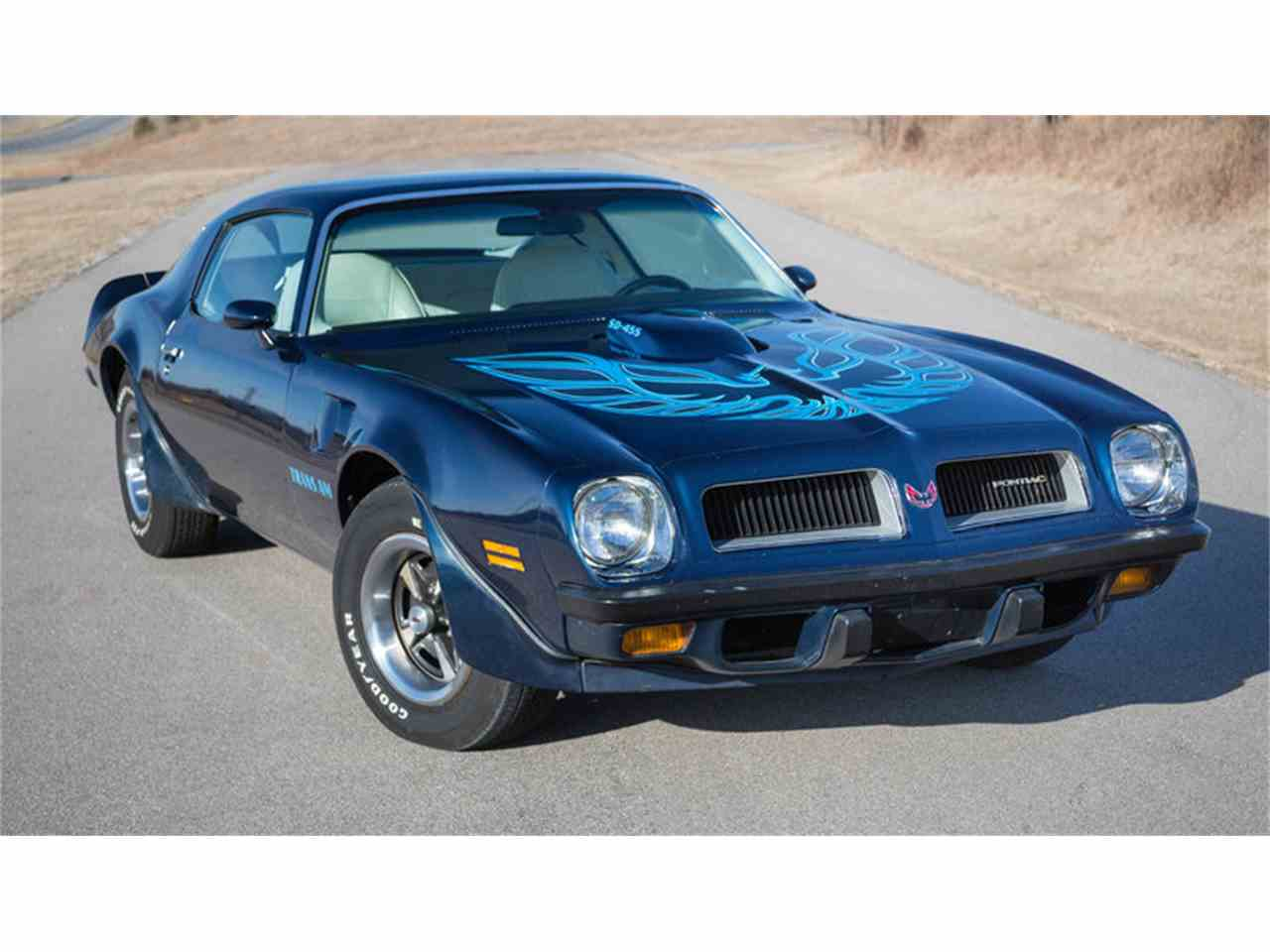 1974 pontiac firebird trans am for sale cc 960157. Black Bedroom Furniture Sets. Home Design Ideas