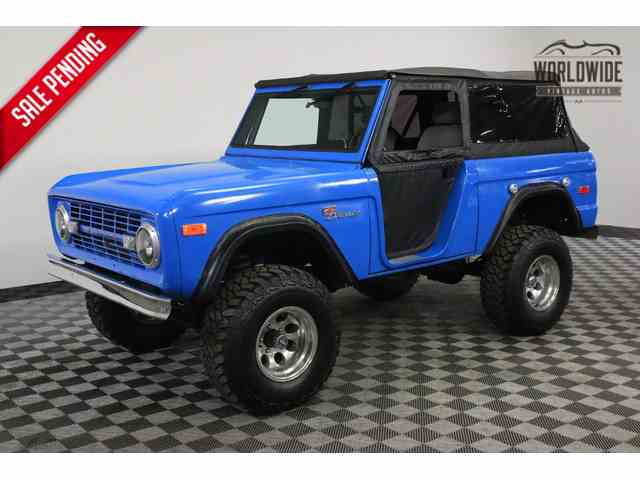 1973 Ford Bronco | 960163