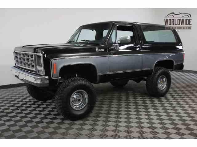 1979 Chevrolet Blazer | 960167