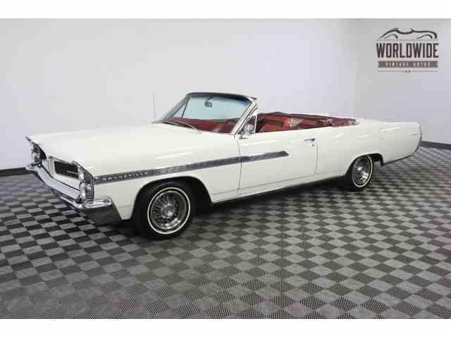 1963 Pontiac Bonneville   960170
