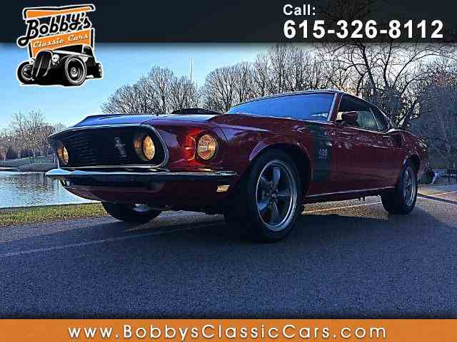 1969 Ford Mustang | 960175