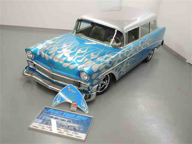 1956 Chevrolet 2-Dr Wagon | 961789