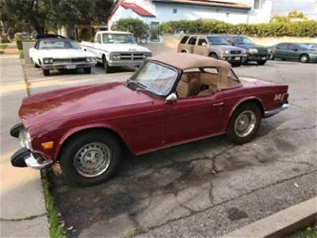 1974 Triumph TR6 | 961795