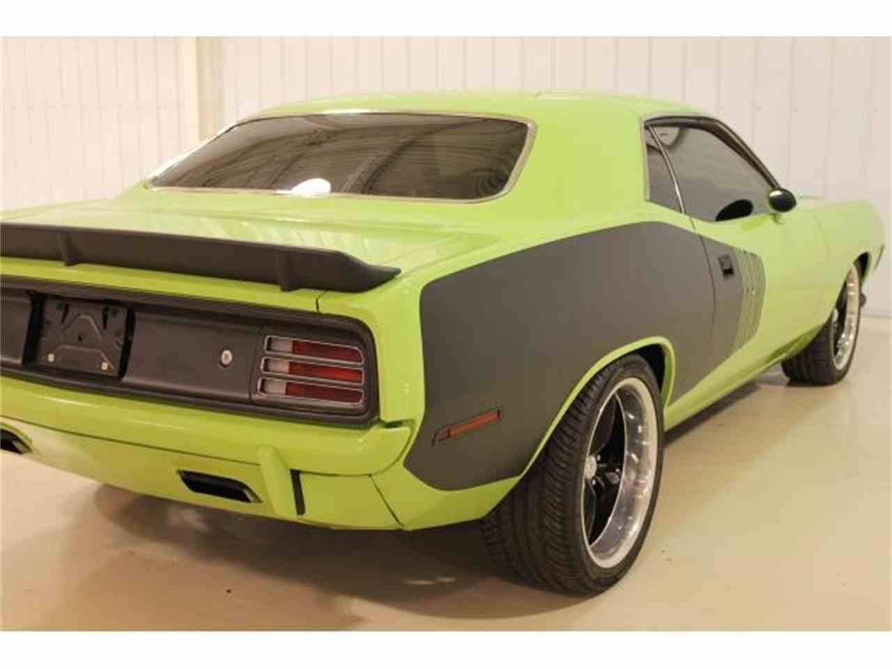 1970 plymouth cuda for sale cc 961801. Black Bedroom Furniture Sets. Home Design Ideas
