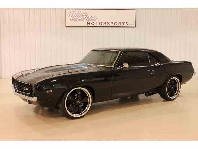 1969 Chevrolet CamaroRS/SS Pro Touring | 961802
