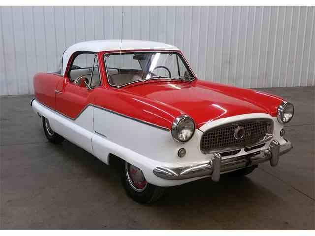 1962 Nash Metropolitan | 961803