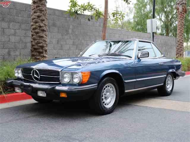 1983 Mercedes-Benz 380 | 961822