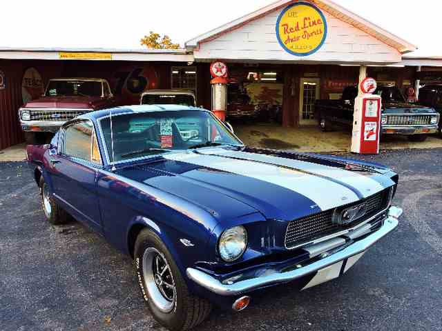 1966 Ford Mustang | 961824