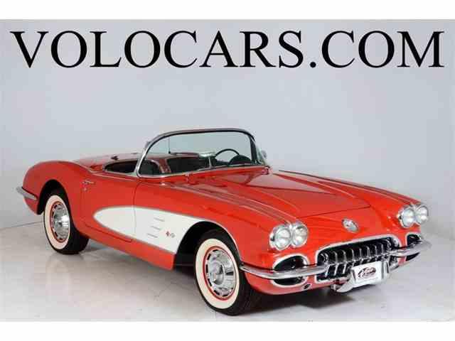 1960 Chevrolet Corvette | 961825