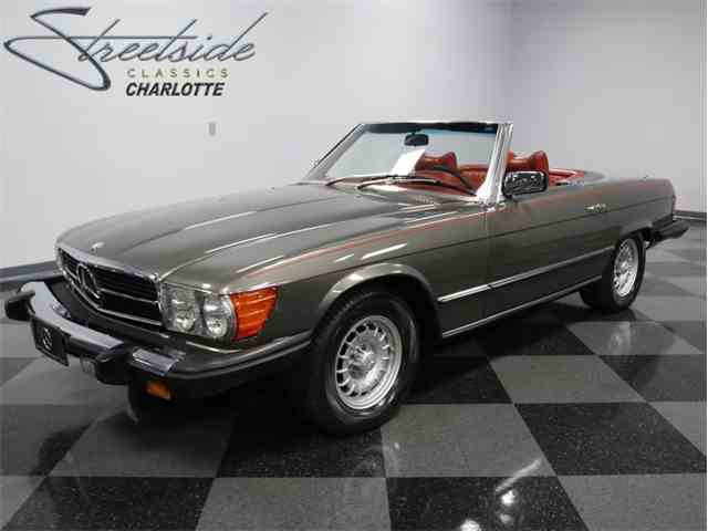 1979 Mercedes-Benz 450SL | 961827