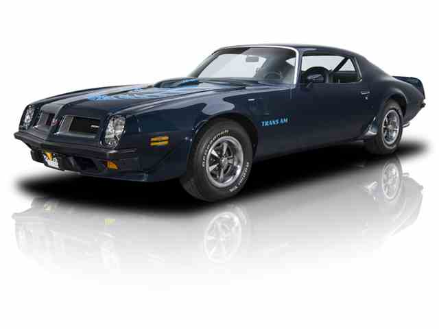 1974 Pontiac Firebird Trans Am Super Duty | 961828
