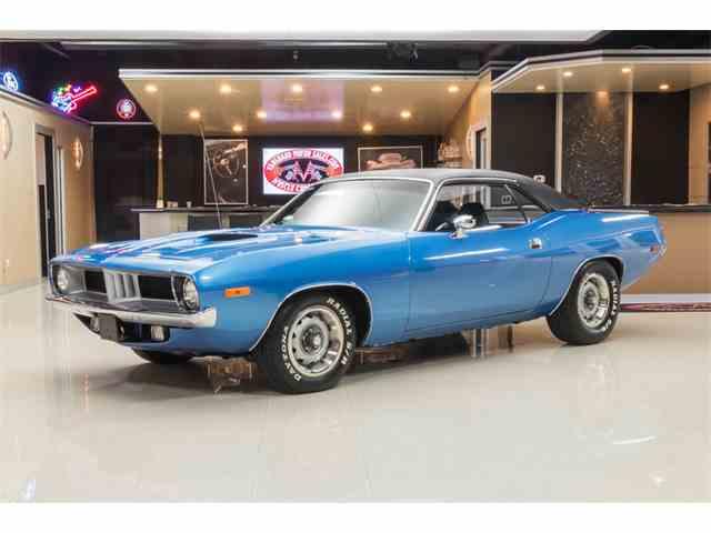 1972 Plymouth Cuda | 961831